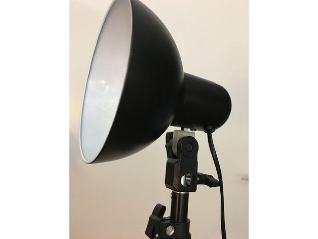 pivot joint lamp head joi