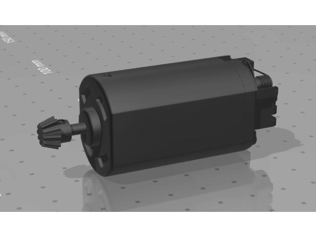 airsoft motor short-type
