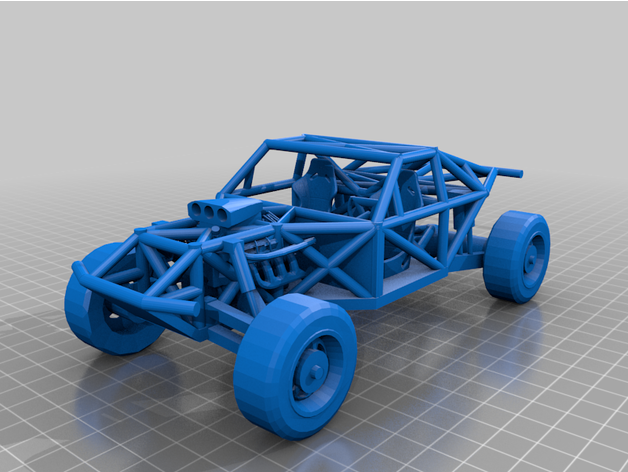 trophy truck chassis whee