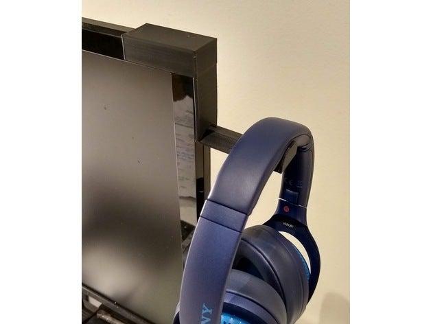 monitor headphone stand a