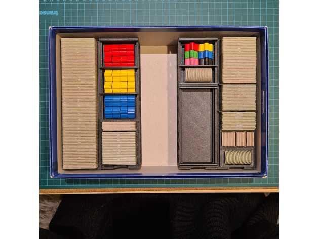 carcassonne box organizer