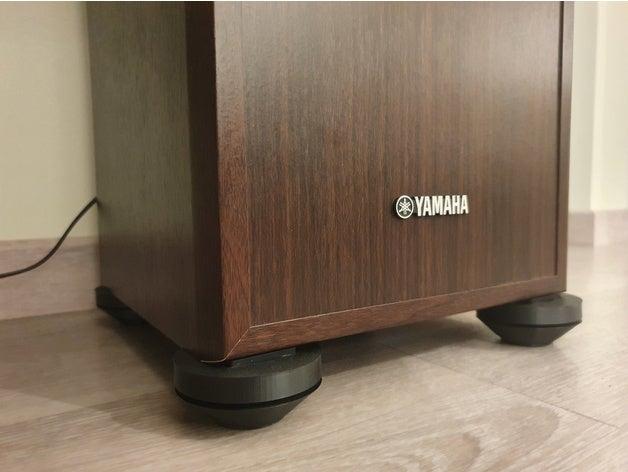 yamaha ns-f51 speaker lev