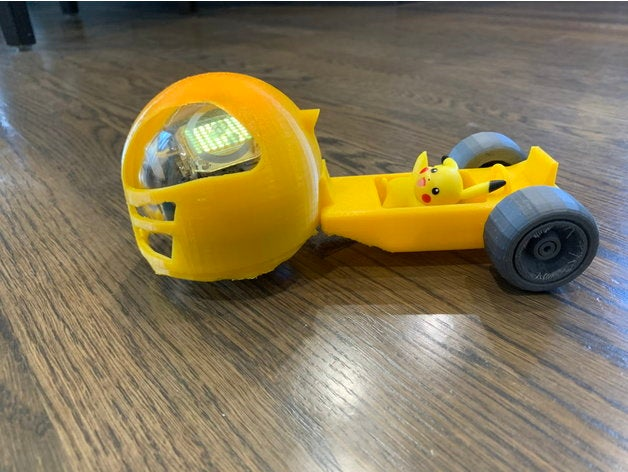 sphero bolt car car spher
