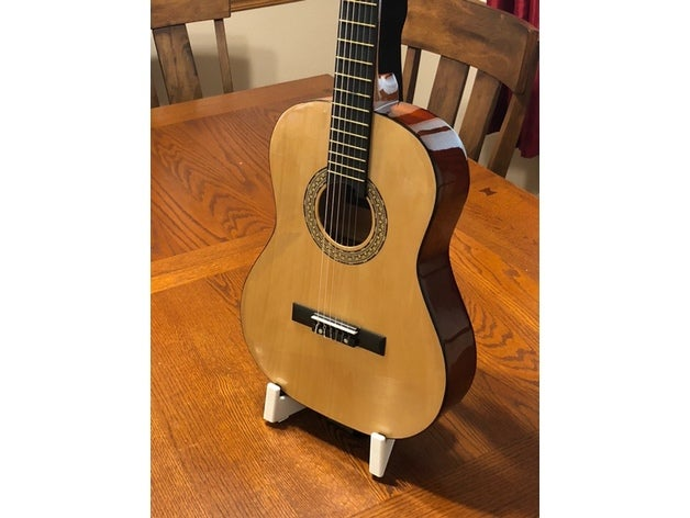 3 4 guitar stand acoustic
