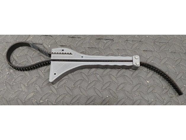 strap wrench 5m-550-15 ti