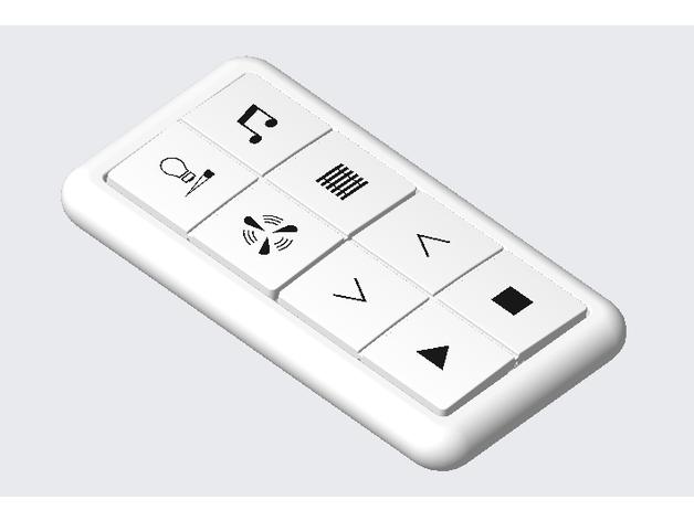 zba remote frame holder r