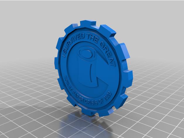 corona virus coin v2 coin