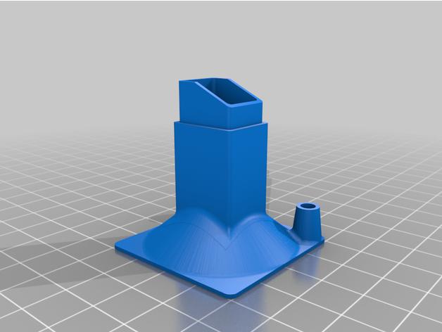 axial fan adapter -- carr