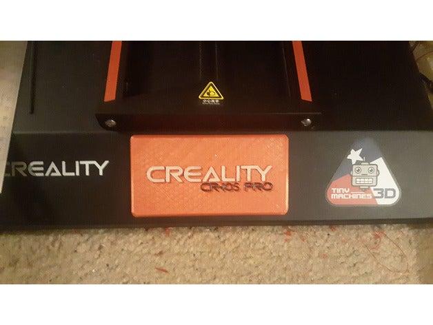 creality cr-10s pro scree