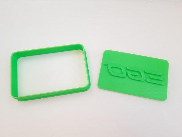 logo ego - cookie cutter