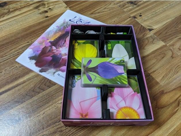 lotus insert