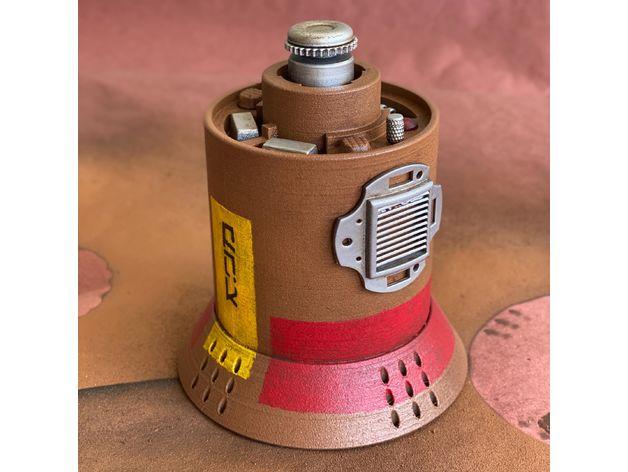 star wars proton grenade