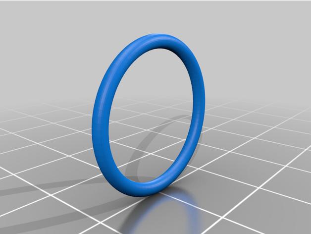 o-ring v-belt ant pcb mak