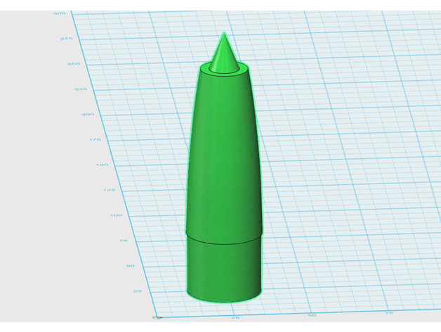 estes bnc-50bc nose cone