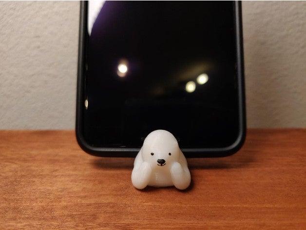 kumaty polar bear smartph