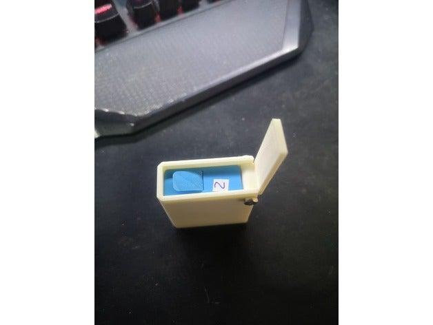 caja bater gopro 9 batter