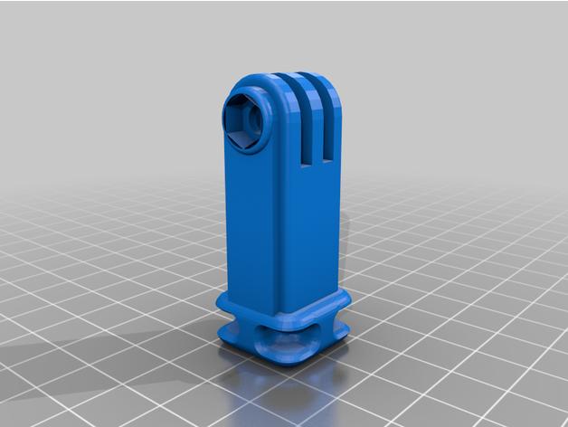 klickfix quad-camadapter