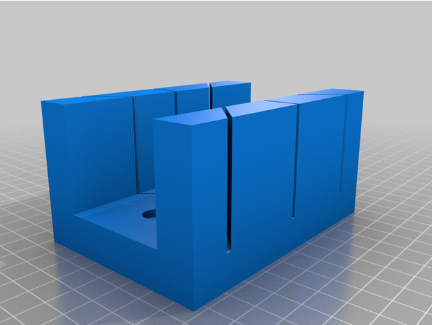 parametrized miter box op