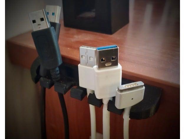desk cable organizer cabl