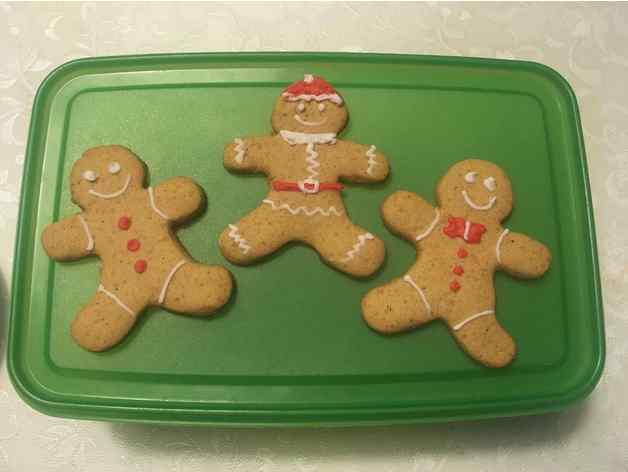 gingerbread man cookie co