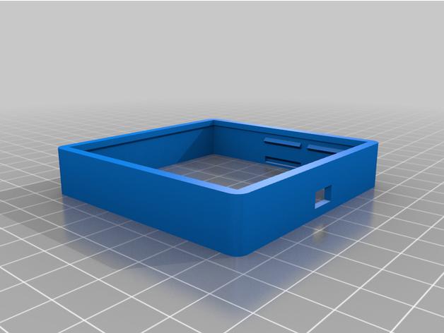 8x8 rgb led case arduino