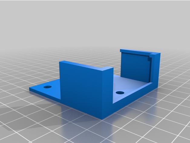 simple m5stack holder - r