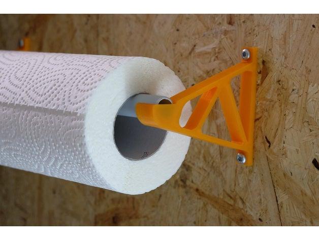 paper towel holder 15mm p