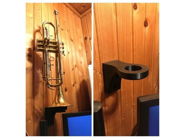 trumpet wall mount adapte
