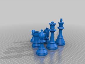 staunton chess piece set chessmen - coin weighted 4 inch king bishop chess chessmen chess bishop chess king chess king queen chess knight chess pawn chess pawns chess piece chess queen chess rook chess set king knight pawn pawns queen rook