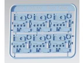 borg cube kit card star trek borg borg cube easy print easy print kit card star trek