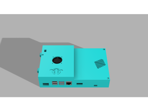 octoprint case raspberry pi 4b quinled dig-uno dig-uno octopi octopi case octoprint octoprint case quinled quinled dig uno raspberry pi 4b case