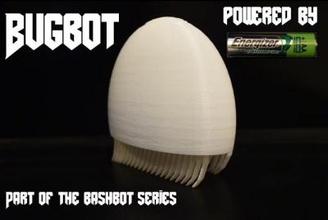Impreso en 3d bugbots juguetes juegos y pasatiempo 3D modelo de impresión, la impresión en 3D de archivo, 3D imprimibles modelo 3D, diseño de impresión, la impresión 3d, Bristlebots, Bristlebot, Bashbots, Juguetes, BugBots