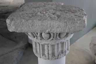 antiguo capitel dorico antigüedades e histórico 3D modelo de impresión, la impresión en 3D de archivo, 3D imprimibles modelo 3D, diseño de impresión, la impresión 3d, Histórico, Museo, Stara, Zagora, hisory,Antigua, Caldero, Antiguo, Capitel, Dorico
