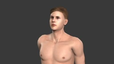 beautiful man -rigged 3d character art 3D printing model, 3D printing file, 3D printable model, 3D printing design, 3d print, pbr, character, skeleton, rigged, unreal, engine, t, walk, animated, unity, man, guy, woman, person, young, body, people, pose, male