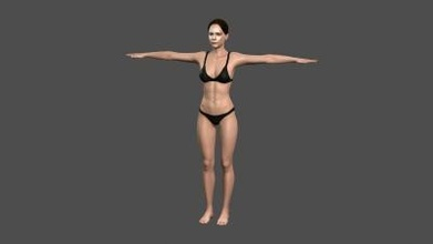 beautiful woman -3d character art 3D printing model, 3D printing file, 3D printable model, 3D printing design, 3d print, pbr, character, skeleton, rigged, unreal, engine, t, walk, animated, unity, man, guy, woman, person, young, body, people, pose, male