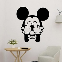 Disney Mickey fare duvar Sanat Sanat 3D baskı model 3D baskı dosya 3D yazdırılabilir model 3D baskı tasarım 3d Yazdır duvar ev SANAT 3d dekorasyon mickey