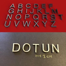 dotun font uppercase 3d letters stl file other things 3D printing model, 3D printing file, 3D printable model, 3D printing design, 3d print, The zip file contains all the lowercase letters written with the LILY font individually saved each as a stl file plus a stl file containing the entire alphabet  The Alphabetstl file, containing the entire alphabet, was printed with an Ender3, it can happen that, for the Delta printers, the image is too big, in this case the dimensions can be scaled Created with Fusion 360 Extrude 5 mm  Have fun and good 3D printing!!!!