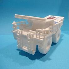 dump truck entreprise titulaire de la carte bureau à la maison et le jardin 3D modèle d'impression, l'impression 3D fichier, 3D imprimable modèle, l'impression en 3D de conception, d'impression 3d, la chenille, le chat, le porte-carte de visite, affaires, carte, le titulaire, le modèle 3d, gadget, d'impression, d'impression, de bureau, de bureau, de l'exploitation minière, de véhicules, de camions, de vidage