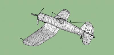 f4u 1d corsair toys games & hobby 3D printing model, 3D printing file, 3D printable model, 3D printing design, 3d print, navy,naval,aircraftship,aircraft carrier,ship,F4U 1D,Corsair
