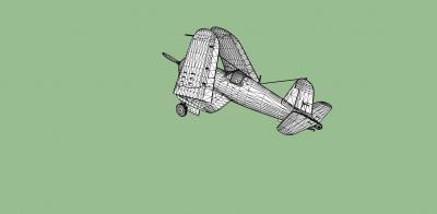 f4u corsair folded wings toys games & hobby 3D printing model, 3D printing file, 3D printable model, 3D printing design, 3d print, navy,naval,aircraftship,aircraft carrier,ship,F4U,Corsair