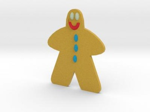 ginger bread man home office & garden 3D printing model, 3D printing file, 3D printable model, 3D printing design, 3d print, ginger, bread, man, food, foods, ginger, binger bread men, bread, breads, sweets, cookies, biscuits, biscuit