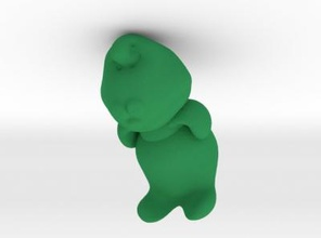 grinch nature 3D printing model, 3D printing file, 3D printable model, 3D printing design, 3d print, the grinch, grinch, the grinch who stole christmas,
