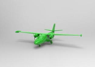 let l-410uvp-e20 motors & transport 3D printing model, 3D printing file, 3D printable model, 3D printing design, 3d print, avia,air,plane,aircraft,let,l410,russian,soviet
