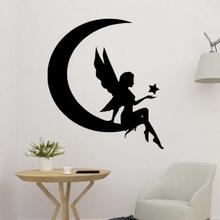 moon god angel wall art decor art 3D printing model, 3D printing file, 3D printable model, 3D printing design, 3d print, moon god, moon girl, moon angel, white angel wall art, angel 2d, moon art, angel decor, moon decoration