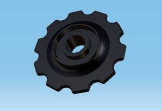rear derailleur wheel tools & machines 3D printing model, 3D printing file, 3D printable model, 3D printing design, 3d print, Rear derailleur wheel
