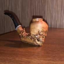 skull smoking pipe other things 3D printing model, 3D printing file, 3D printable model, 3D printing design, 3d print, pipes, smoking pipe, skull smoking pipe, weed pipes
