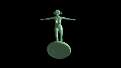 swimming action  3D printing model, 3D printing file, 3D printable model, 3D printing design, 3d print, SWIMMING ACTION,anim,girl,naked