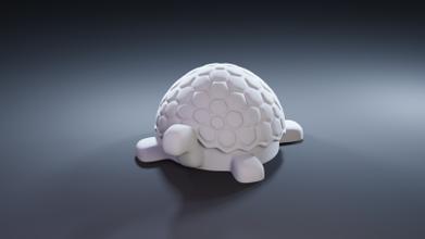 tartaruga 3D stampa modello 3D stampa file 3D stampabile modello 3D stampa design 3d Stampa TARTARUGA giocattolo FLGURINA animale MULTIPART CARAPACE arredamento decorazione SCATOLA CONTENITORE DIVERTENTE