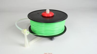 universal stand-alone filament spool holder fully 3d-printable other things 3D printing model, 3D printing file, 3D printable model, 3D printing design, 3d print, Filament, Spool, Holder, Spool-holder, carousel,  Stand, Desktop, Guide-tube, Guide tube, Filter, Lubrication, Universal, Oil, 3D printer, 3D-printer, 3D-printing, 3D printing