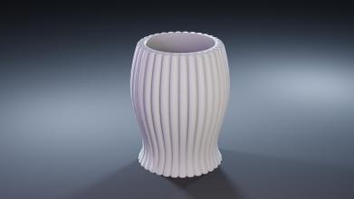 vasi moderno ufficio giardino 3D stampa modello 3D stampa file 3D stampabile modello 3D stampa design 3d Stampa vaso ceramica interni arredamento modello collezione arredamento